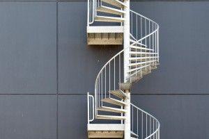 Escaleras de caracol a medida